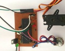 Interfacing Servo Motor with PIC Microcontroller using MPLAB and XC8