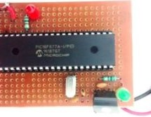 LED Blinking with PIC Microcontroller