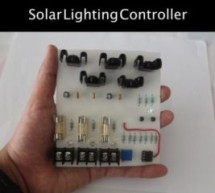 Low Cost Solar Lighting Controller