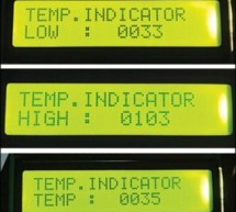 PIC Projects: Digital Temperature Controller
