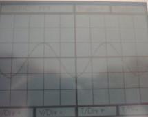 PIC based Oscilliscope