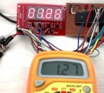 Using ADC Module of PIC Microcontroller with MPLAB and XC8