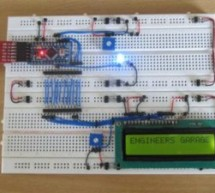 4 Bit LCD interfacing and programming with PIC Microcontroller