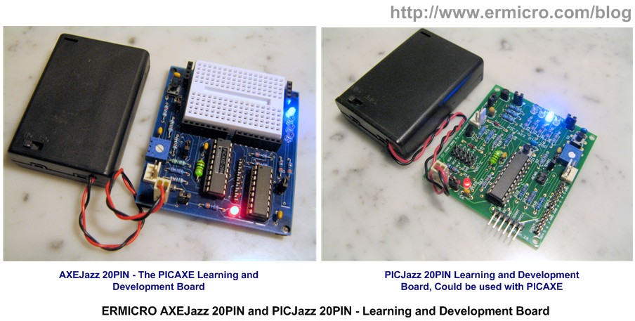 Introduction to the Embedded System with PICAXE Microcontroller