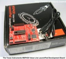 The Line Follower Robot with Texas Instruments 16-Bit MSP430G2231 Microcontroller