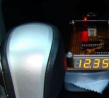Voltage monitor for car's battery and its charging system
