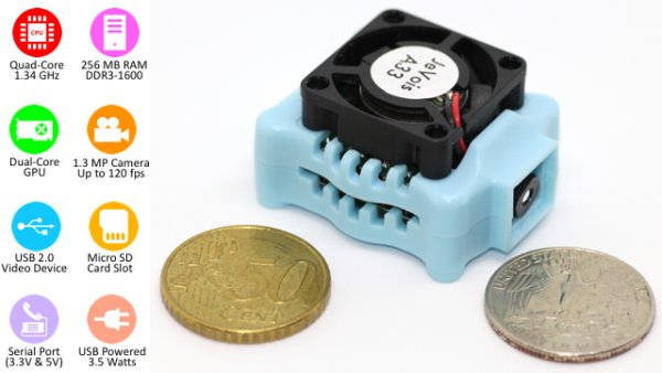 JeVois The Open-Source Smart Vision Camera