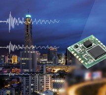 Smallest seismic sensor uses vibration spectral analysis