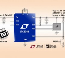 2.7V to 38V/500 mA low noise buck-boost charge pump