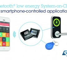 Next-generation Bluetooth Low Energy SoC from ST