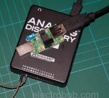 Analog Discovery USB isolation