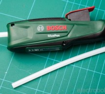 Bosch glue pen teardown