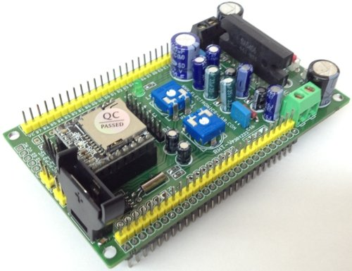 Pin PIC Development Board