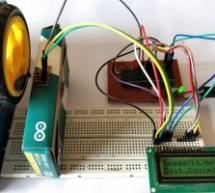 Digital Speedometer and Odometer Circuit using PIC Microcontroller