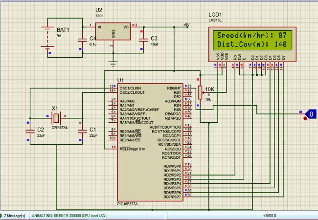 speedometer-and-odometer-circuit-using-PIC-simulation