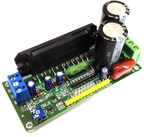 10A 400V DC INTELLIGENT POWER MODULE (IPM)