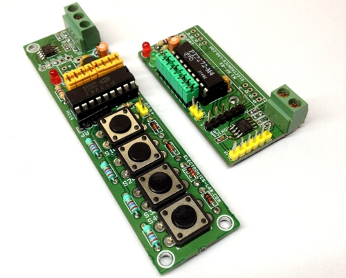 4 CHANNEL RS485 REMOTE CONTROLLER