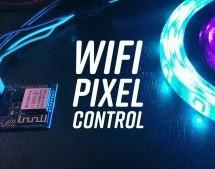 Chromatron – Wifi Pixel Controller