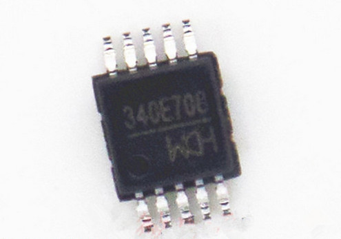 CH340E, A NEW SMALL SERIAL TO USB CHIP