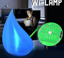 Wi-Lamp, the Open Source Wi-Fi LED lamp