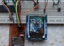 Display BMP images from SD card on ST7735 TFT screen