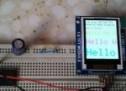 Interfacing PIC18F4550 with 1.8″ TFT display