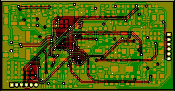 pickit 3 clone pcb preview