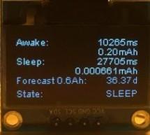 ESP8266: Monitoring Power Consumption