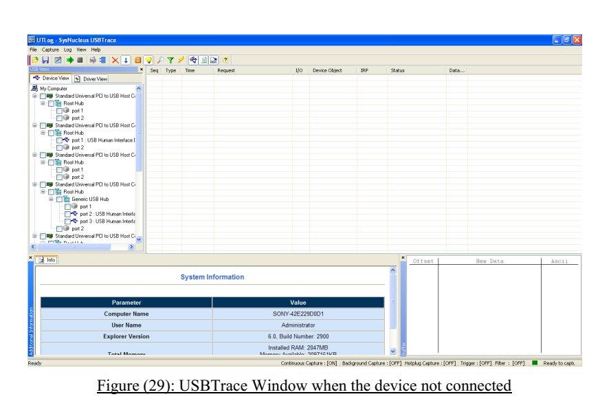 USBTrace USB protocol analyzer