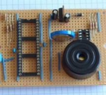 Alarm Clock using PIC16F74 microcontroller