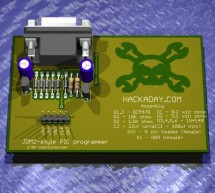 Business Card PIC Programmer using PIC12F629 microcontroller
