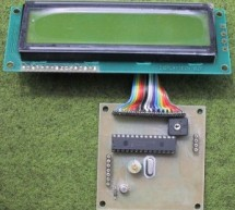 Simple RF/Microwave Frequency Counter using PIC16F876A