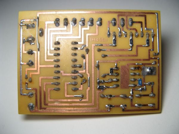 Make PCBs & Program PIC