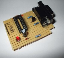 Cheap PIC Programmer using PIC16F84 microcontroller