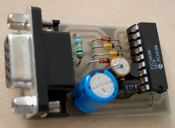 PIC Serial Programmer