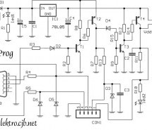 All pic programmer using 16F87X microcontroller