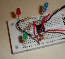 Hello World – First PIC Microcontroller Programe – Flash Simple LED