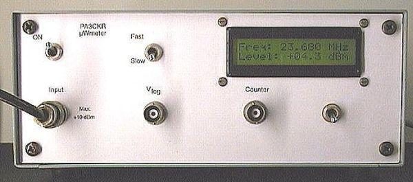 micro watt meter