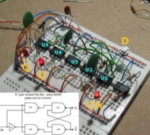 PIC12F675 microcontroller as Flip Flop