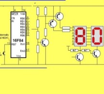 2 Digit Counter using PIC12F629 Microcontroller