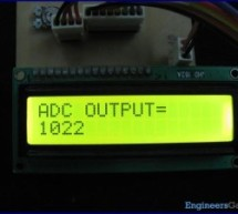 How to work with inbuilt ADC Module of PIC18F4550