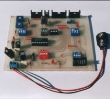 PIC16F84 Evaluation Board