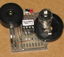 HAPPY BIRTHDAY using PIC12F629 Microcontroller
