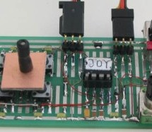 Joy Stick Controller using PIC12F629
