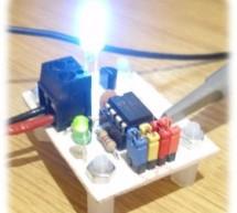 LED Strobe for PIC12F629