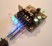 Power MOSFET RGB  LED PWM Driver for PIC12F683