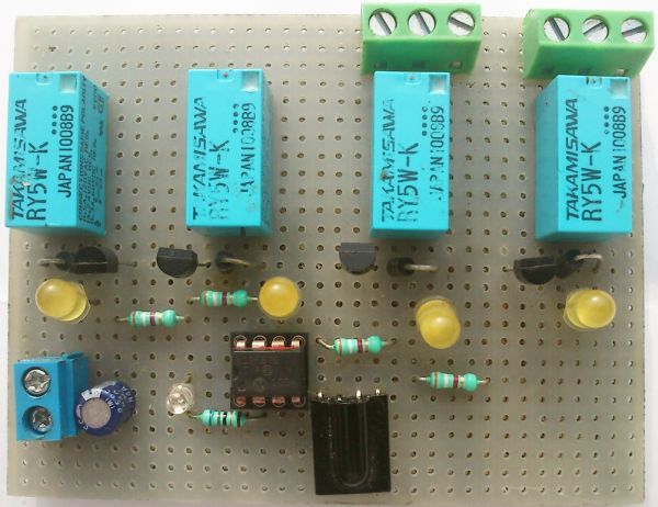 PIC 12F675 Microcontroller