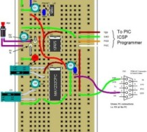 PIC12F675 Tutorial 3 : PIC Serial Port