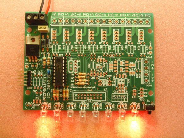 PWM LED Chaser