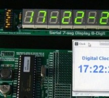 """MikroElektronika's """"Ready for PIC"""" board talks to """"Processing"""" using PIC16F887"""